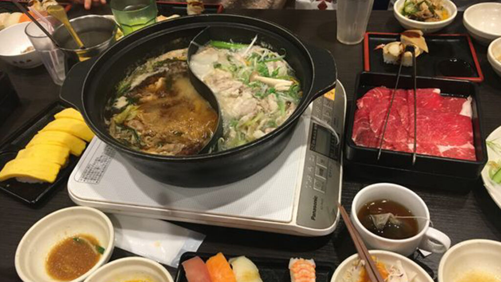 The best places and everything about all-you-can-eat, Tabehoudai in Japan shabu shabu with vegetables