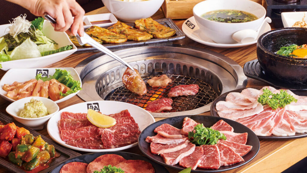 The best places and everything about all-you-can-eat, Tabehoudai in Japan yakiniku gyugaku grilled meat