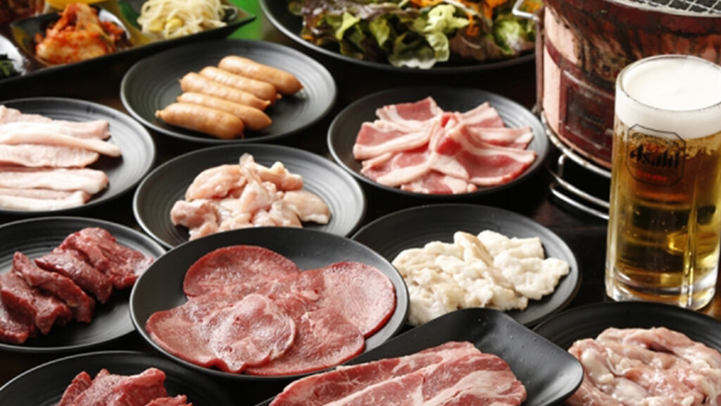 The best places and everything about all-you-can-eat, Tabehoudai in Japan yakiniku meat