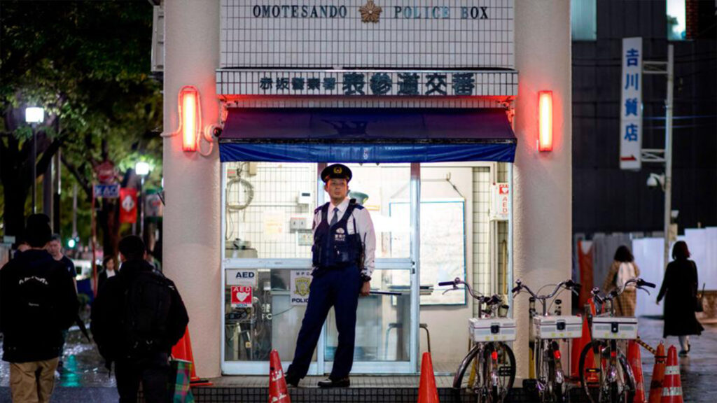 Top travel tips for your visit to Japan police station