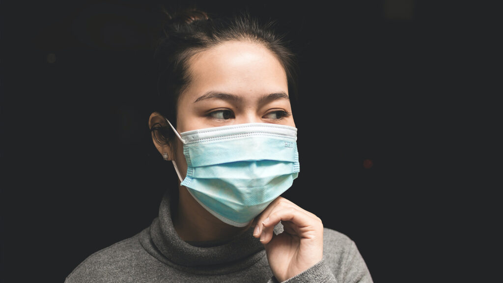 What do people think about coronavirus COVID-19 in Japan masks