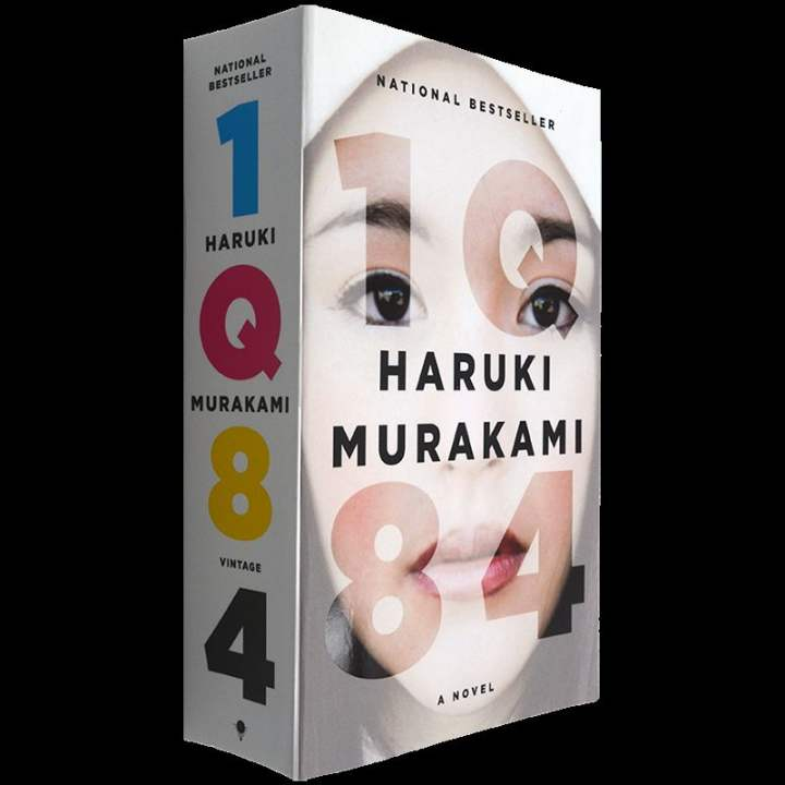 What to do at home Japanese books, movies, TV shows 1Q84