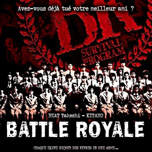 What to do at home Japanese books, movies, TV shows Battle Royale