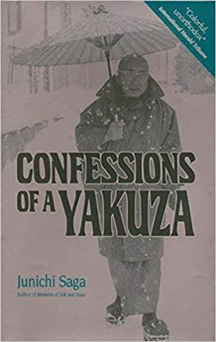 What to do at home Japanese books, movies, TV shows Confessions of a Yakuza