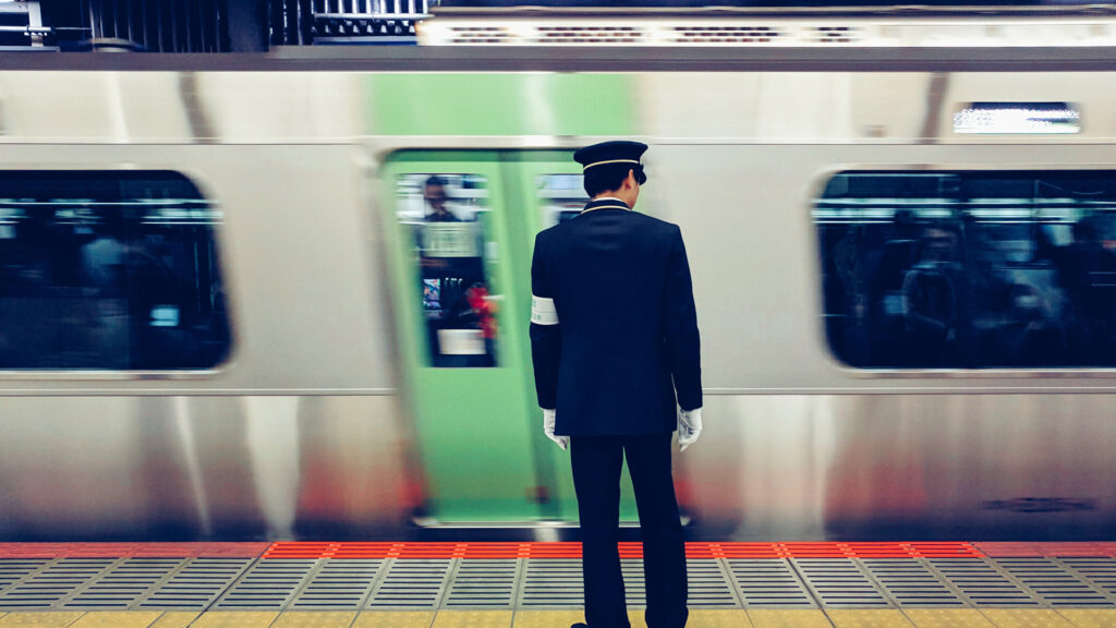 7 Unspoken rules of things NOT to do on the Tokyo subway train master