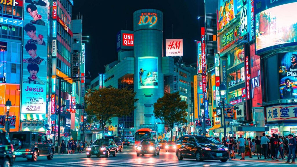 Everything you need to know before a night out in Tokyo Google Maps