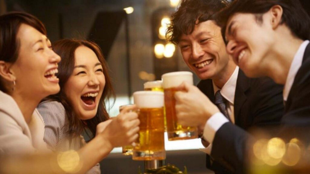 Everything you need to know before a night out in Tokyo Pre-Drinks