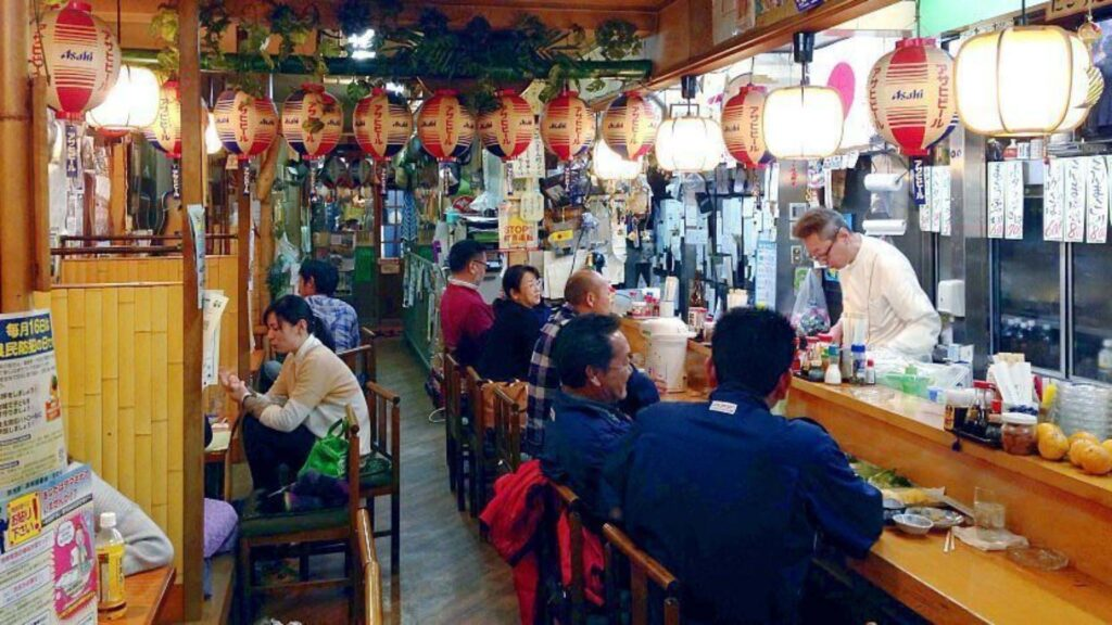 Everything you need to know before a night out in Tokyo izakaya