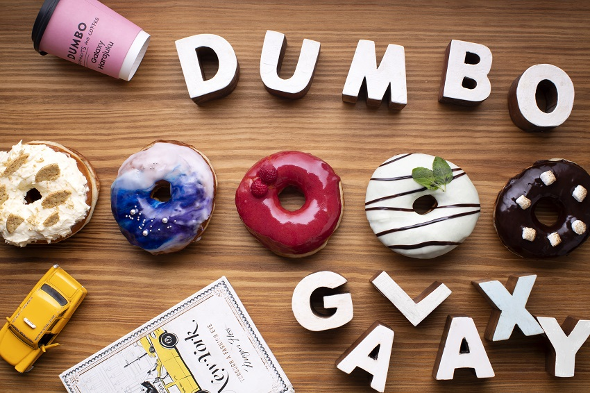 Galaxy Building Interactive and instagrammable experiences all for free social gallery mission to space galaxy dumbo donuts