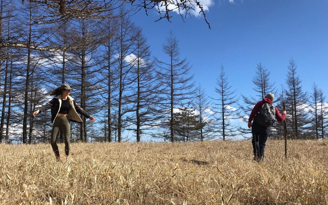 Japan and the beauty of WALKING, Explore through walking in Japan