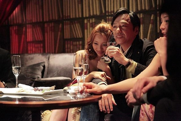 Love and Sex in Japan, The way Japanese people date Host clubs and hostess bars 1