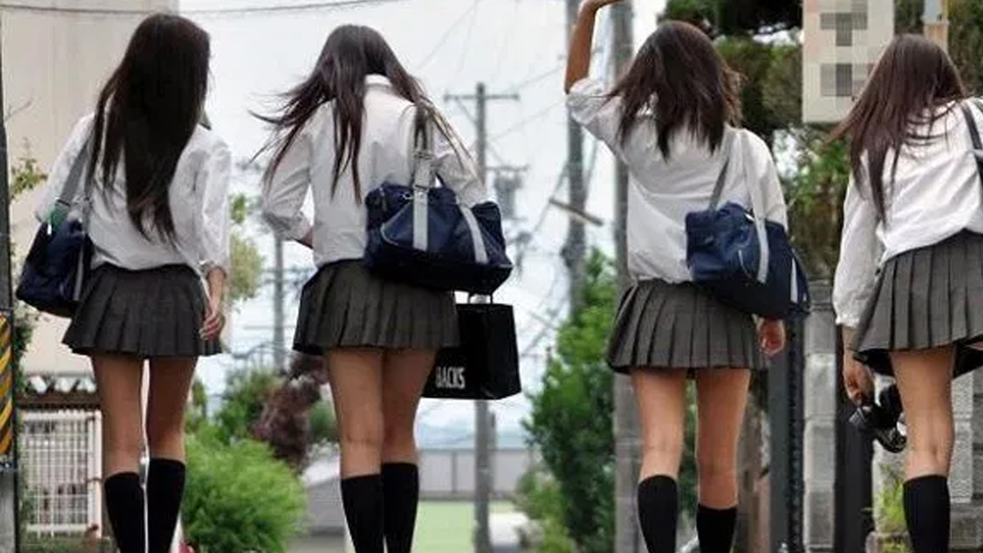 Sexualisation of young girls in Japan