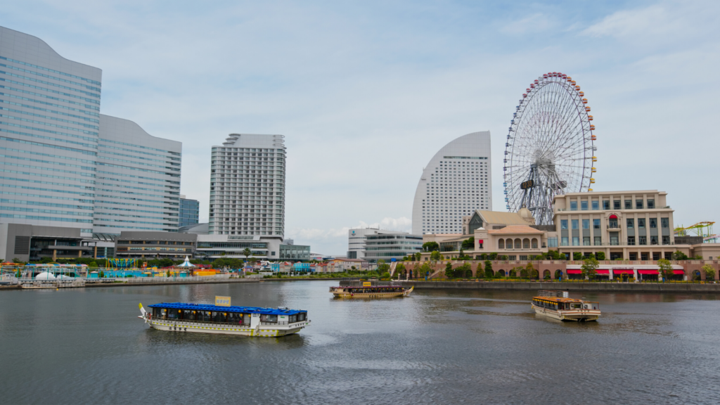 Best place to live in japan kanagawa prefeture