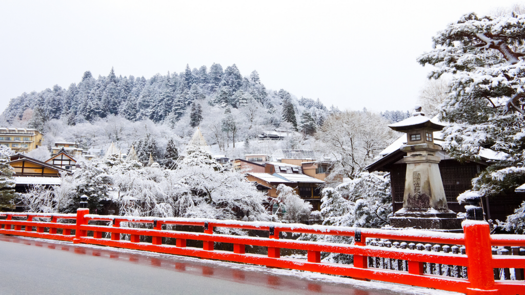 Best place to live in japan winter