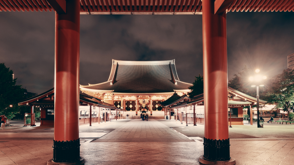 Japanese temples and shrines travel to japan