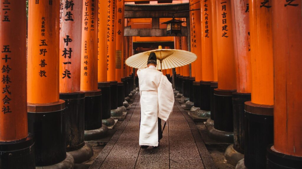 Japanese useful everyday phrases for visiting shrines and temples