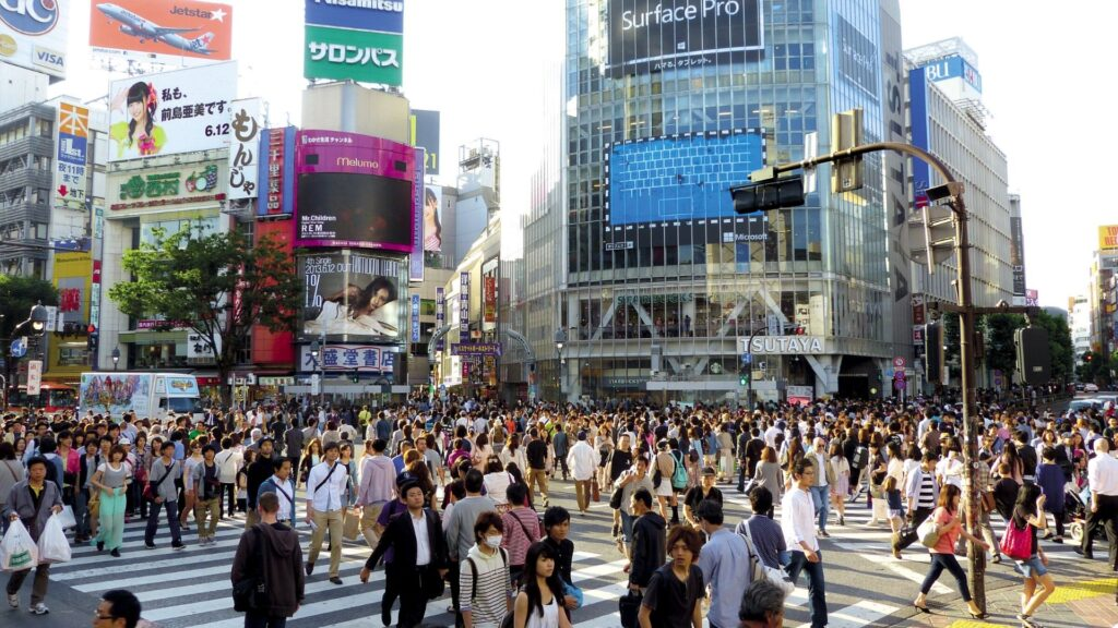 Japanese useful everyday phrases for visiting tokyo