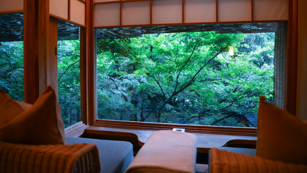 Luxurious hotels in Japan while travel to Japan