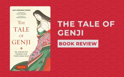 Japanese book review: The Tale of Genji