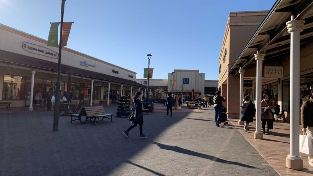 Gotemba outlet