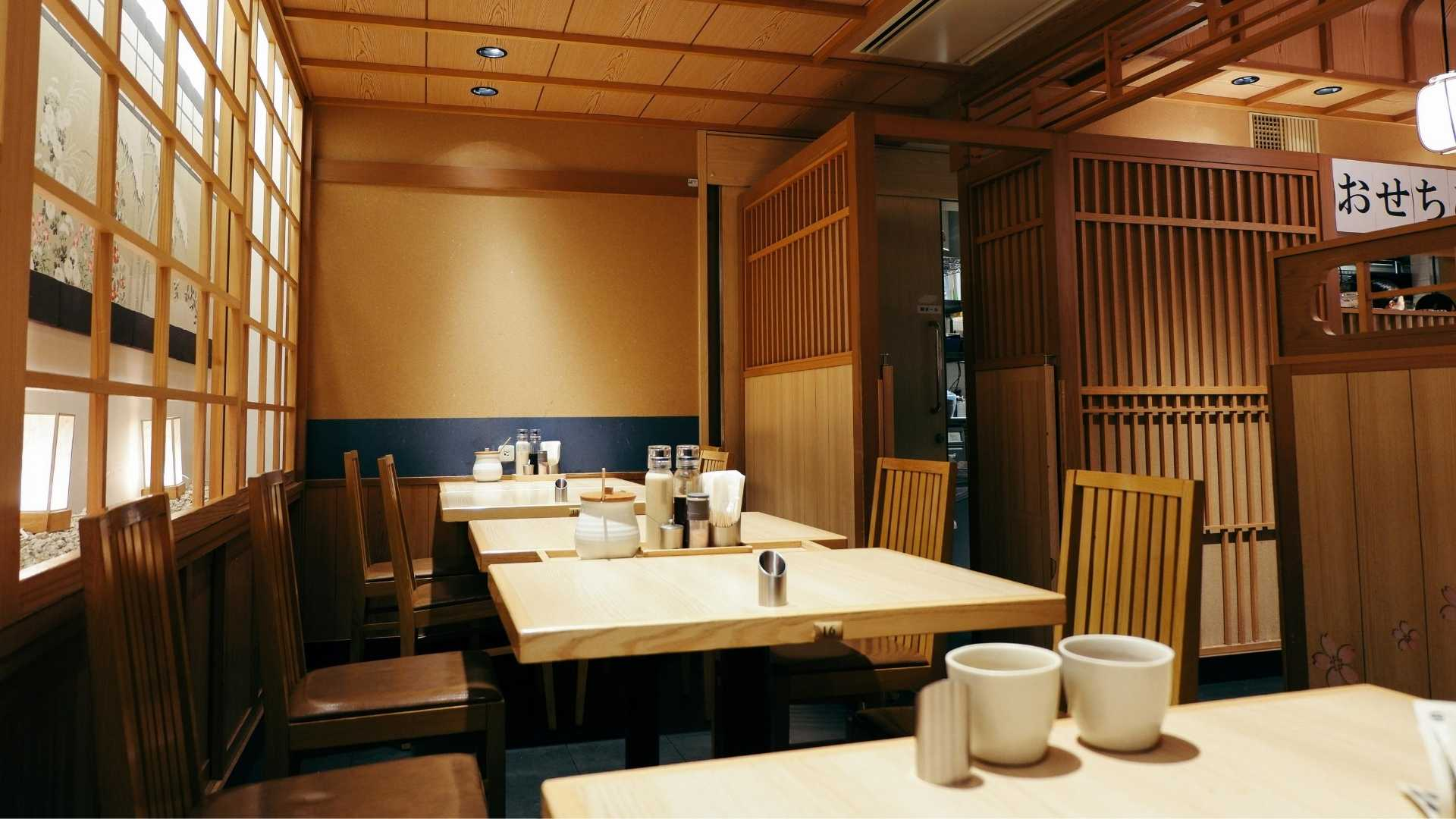 Where to eat in Japan popular japanese chain restaurants you should try