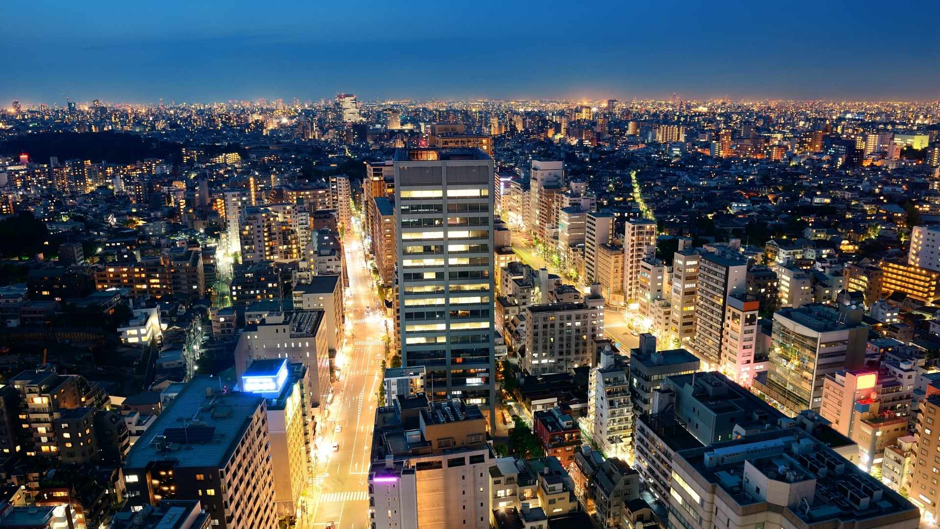 Where to stay in Tokyo for nightlife Hostels & Hotels