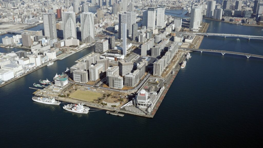 New things Japan set up for the Tokyo Olympics 2020 Olympic Village