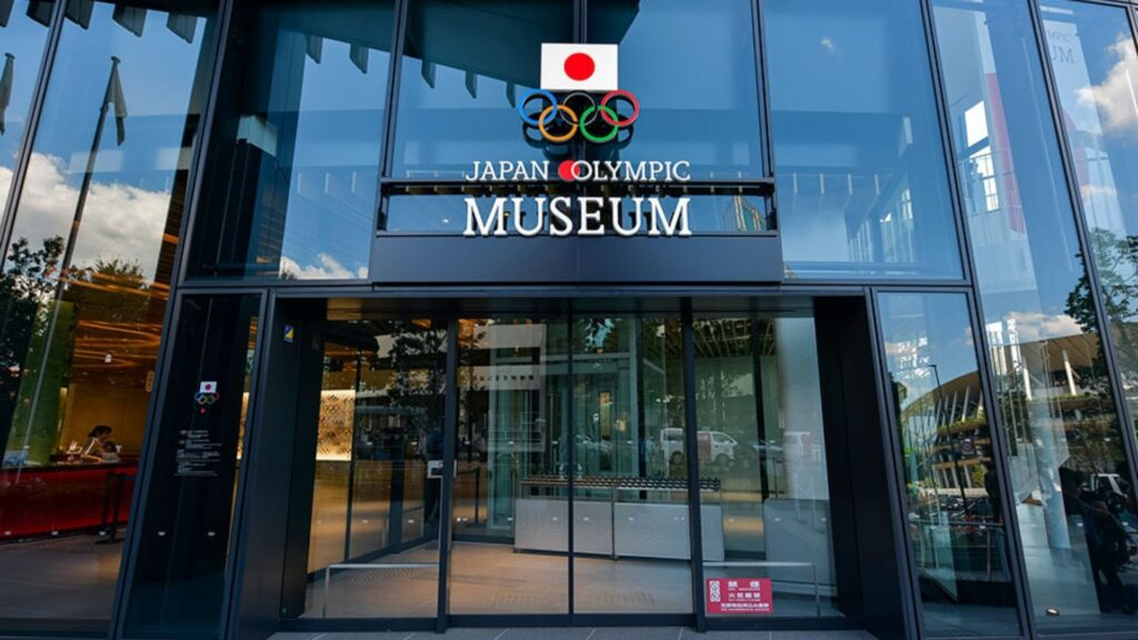 New things Japan set up for the Tokyo Olympics 2020 Japan Olympic Museum