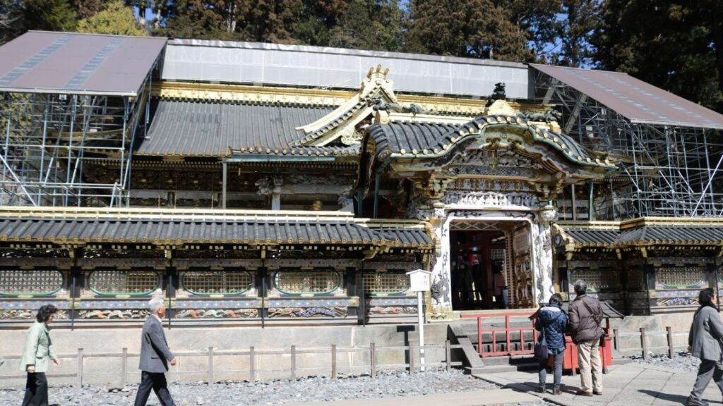 New things Japan set up for the Tokyo Olympics 2020 Renovating Cultural Heritage sites